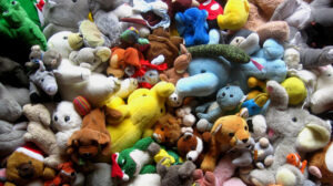 Pile of Stuffed Animals