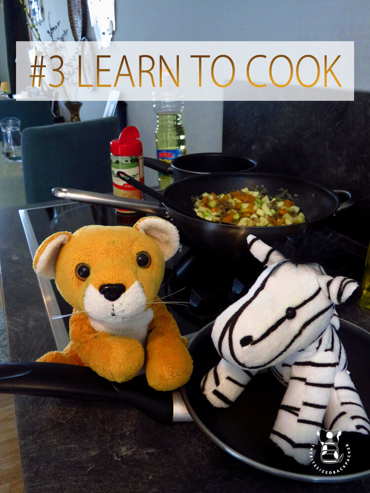 Things to do during Coronavirus lockdown 03 - Learn to Cook