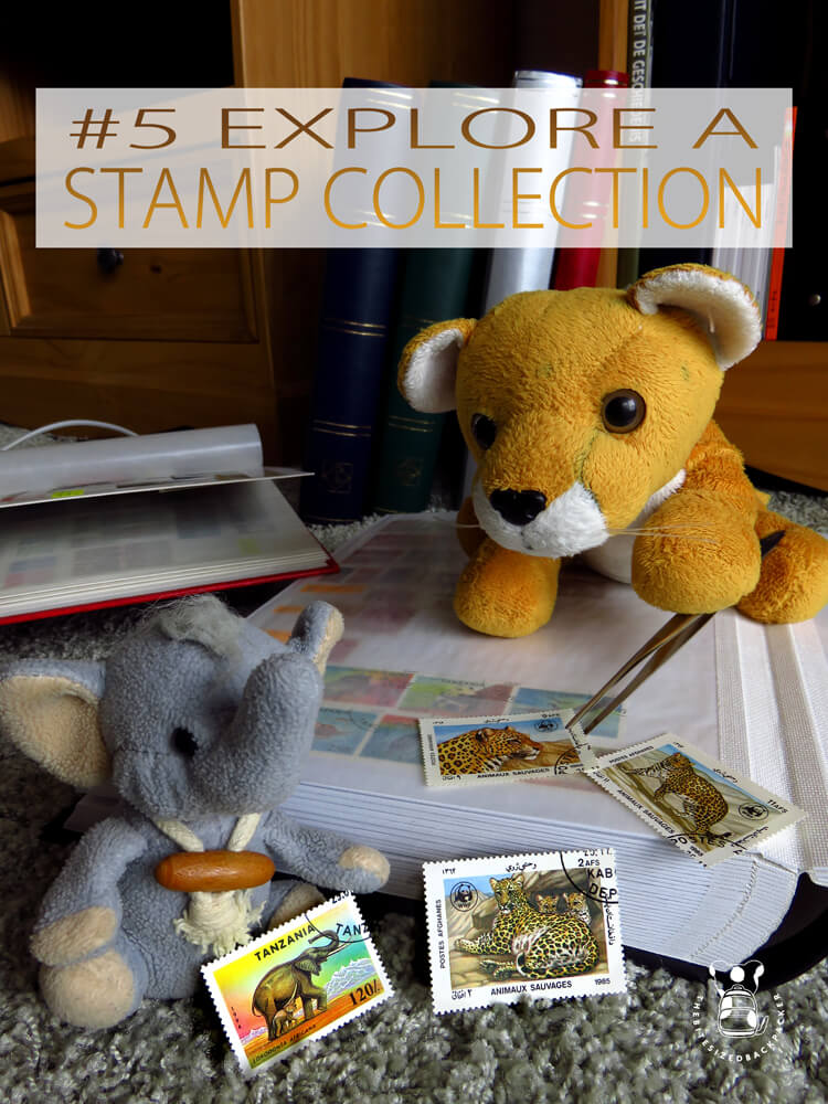 Things to do during Coronavirus lockdown 05 - Explore a Stamp Collection