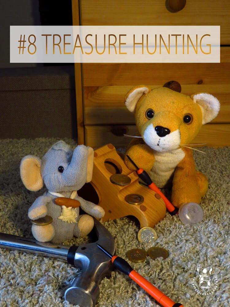 Things to do during Coronavirus lockdown 08 - Treasure Hunting