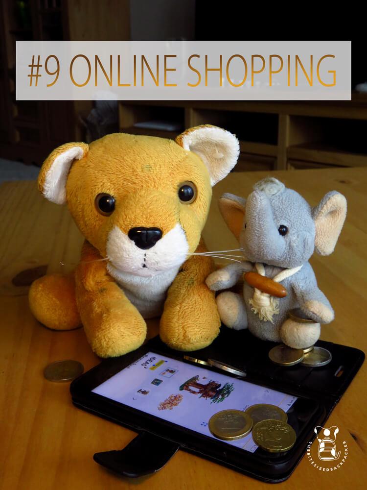 Things to do during Coronavirus lockdown 09 - Online Shopping