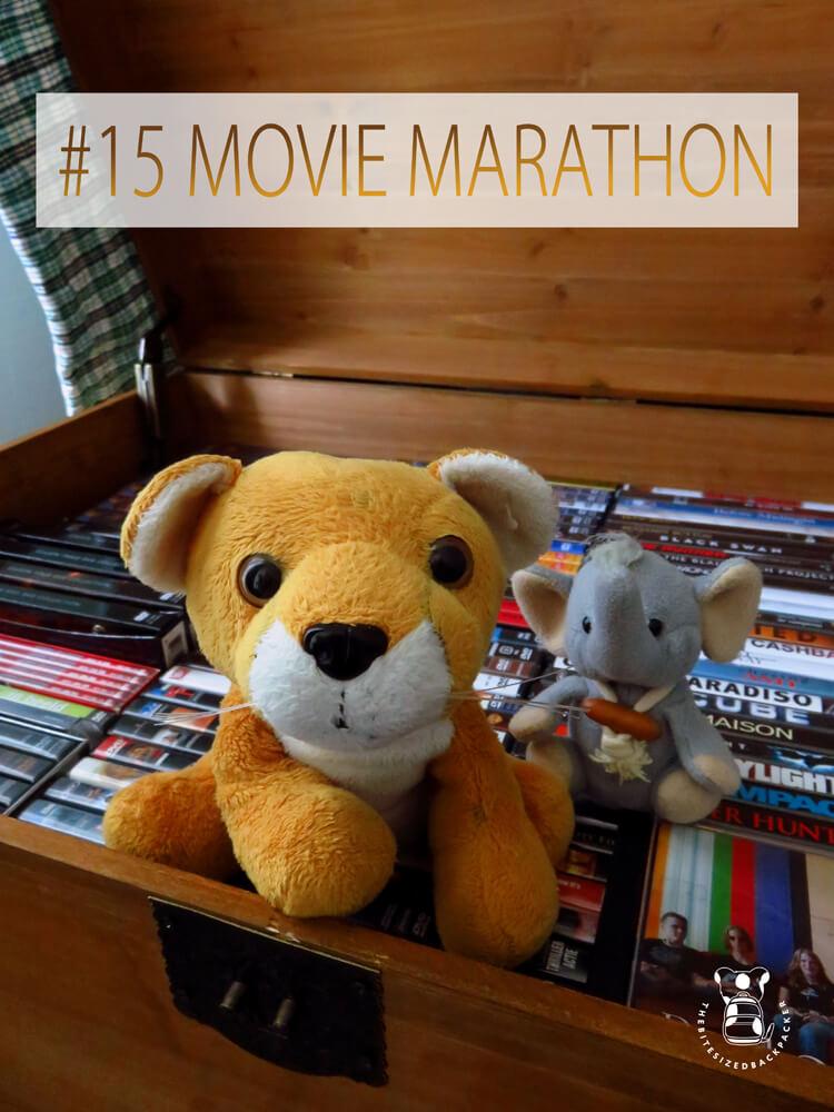 Things to do during Coronavirus lockdown 15 - Movie marathon