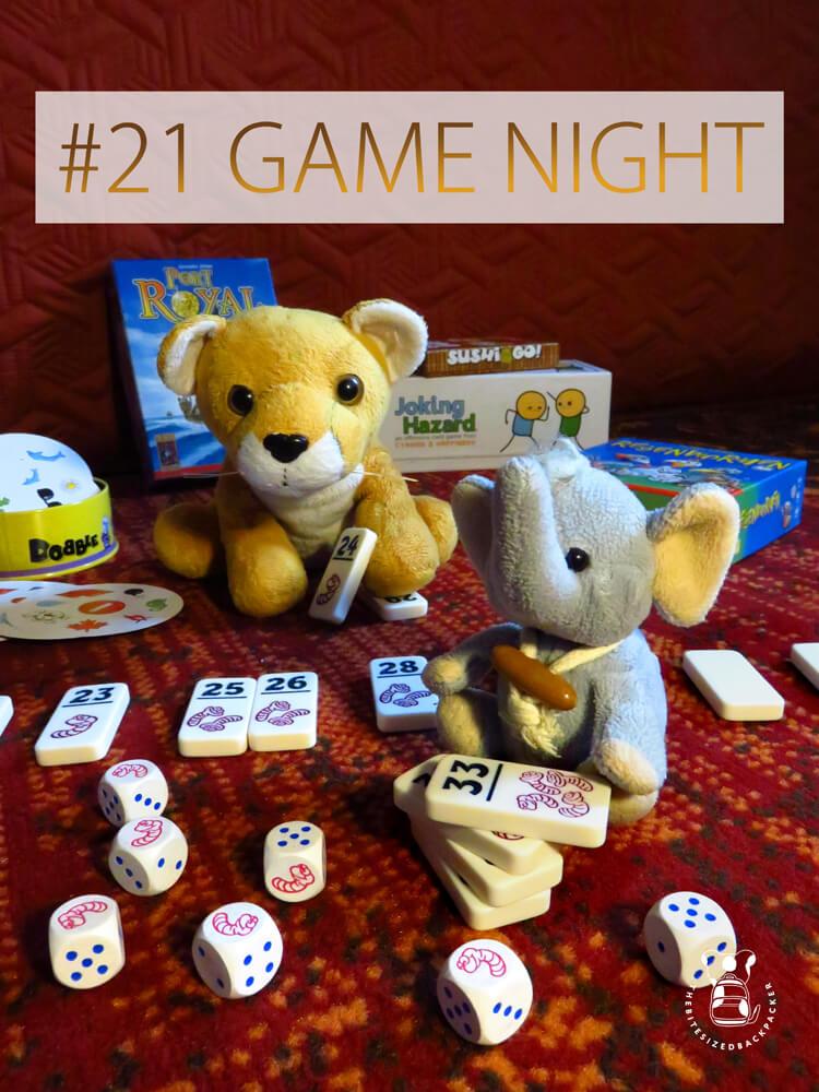Things to do during Coronavirus lockdown 21 - Game night