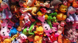 Famous Stuffed Animals