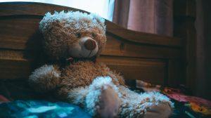 Grote teddybeer