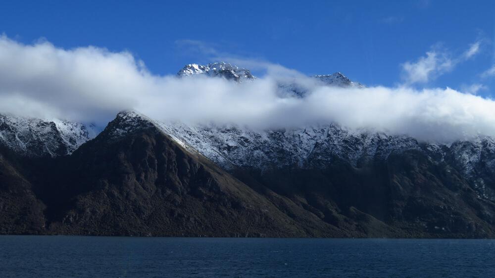Aotearoa, 'the land of the long white cloud'