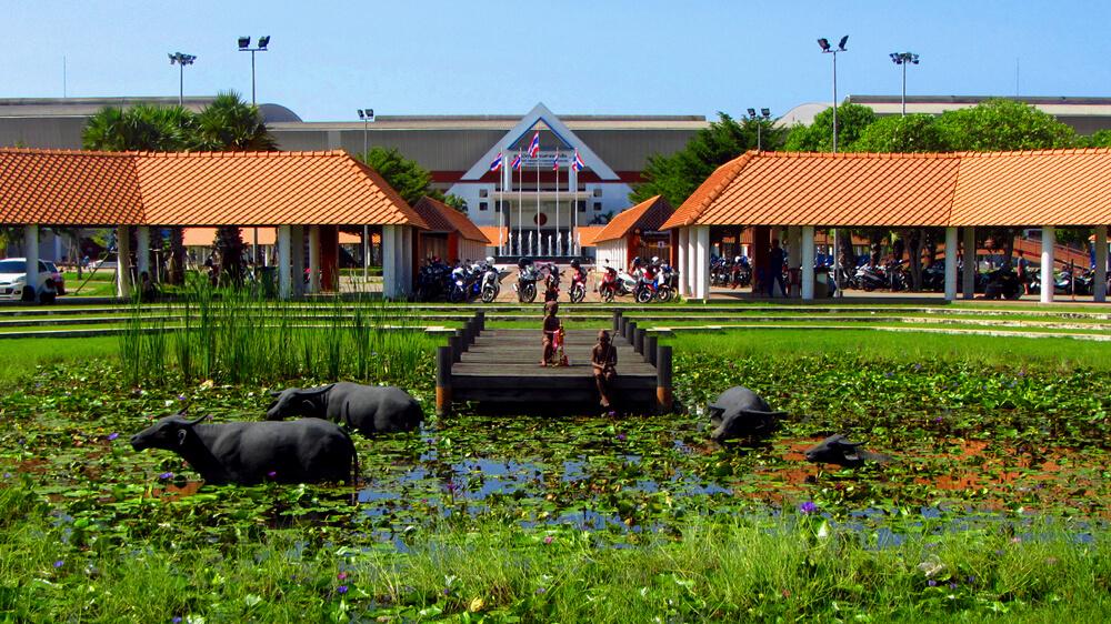 Thammasart University Rangsit