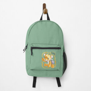 The Bite-Sized Backpacker - Merchandise - Anime - Backpack 01