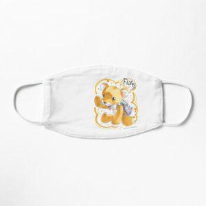 The Bite-Sized Backpacker - Merchandise - Anime - Mondkapje 01