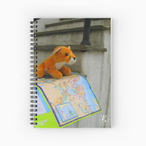 The Bite-Sized Backpacker - Merchandise - Stavanger - Notitieboekje 01
