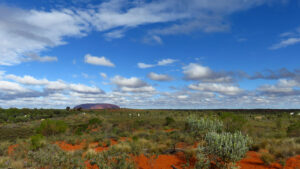 Uluru, the Heart of Australia