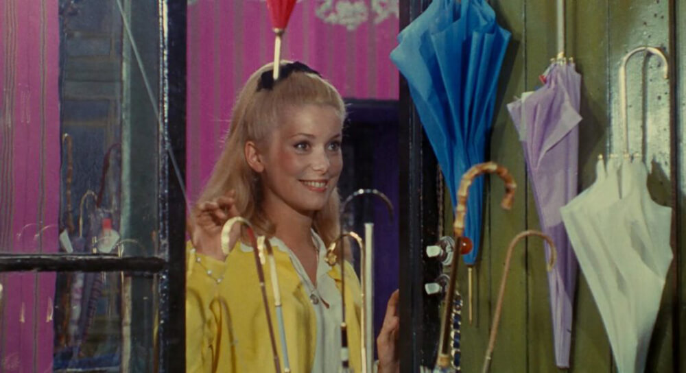World Cinema 005 - France (The Umbrellas of Cherbourg)