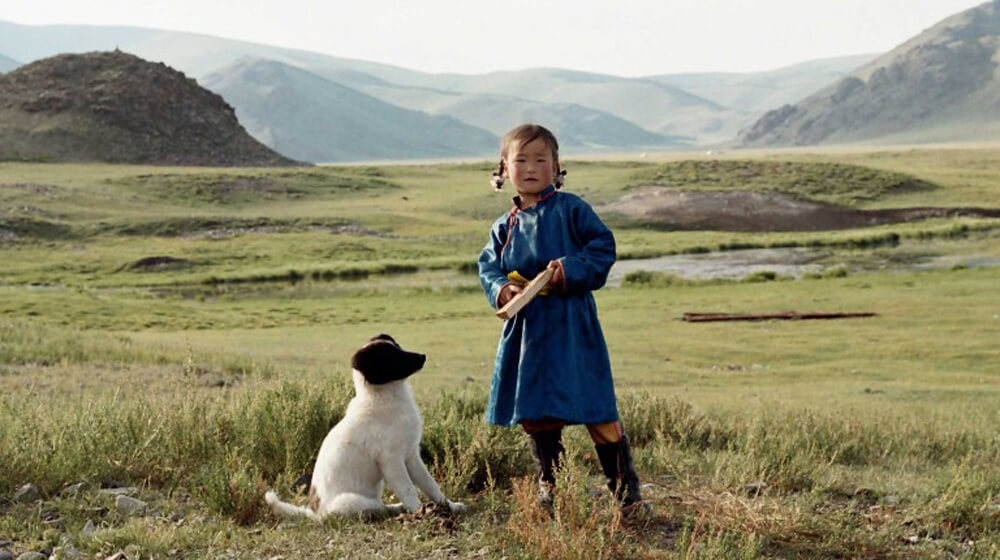 World Cinema 067 - Mongolia (The Cave of the Yellow Dog)