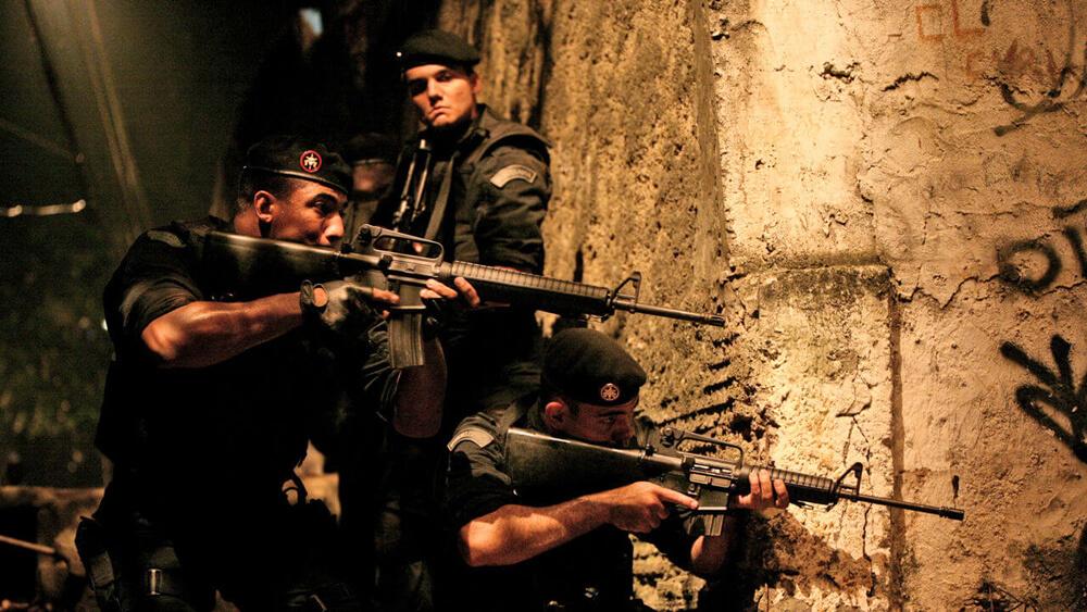 World Cinema 098 - Brazil (Tropa de Elite)
