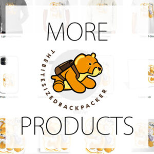 More Products - Design 'On the Road'