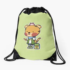 The Bite-Sized Backpacker - Merchandise - Kasa - Tas