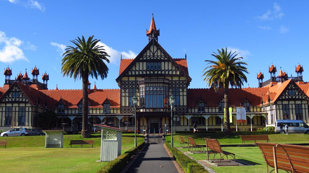Het Rotorua Museum