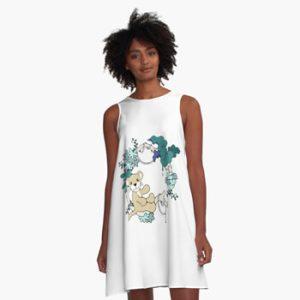 Manami - A-Line Dress
