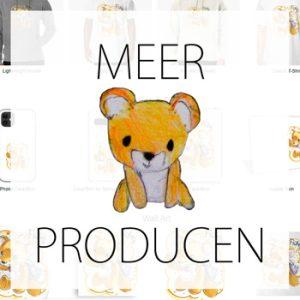 Meer Producten - Design 'Freshy I'