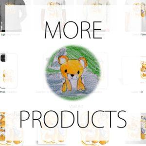 More Products - Design 'Freshy II'