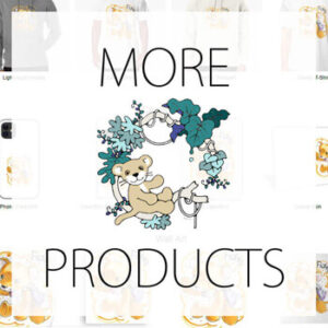 More Products - Design 'Manami'