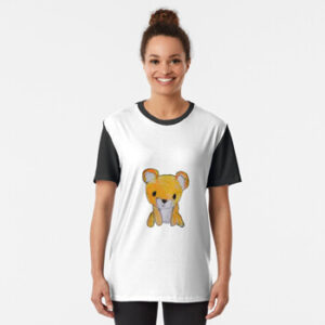 The Bite-Sized Backpacker - Freshy - Kleding - Graphic T-Shirt