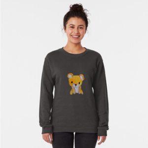 The Bite-Sized Backpacker - Freshy - Kleding - Pullover Sweatshirt