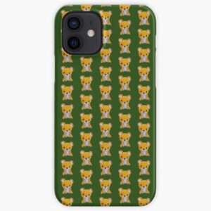 The Bite-Sized Backpacker - Freshy - iPhone Case & Cover