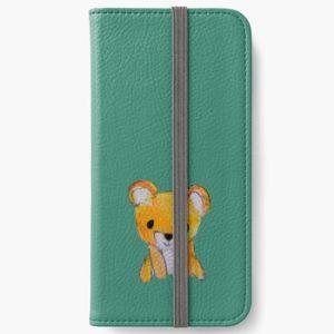 The Bite-Sized Backpacker - Freshy - iPhone Wallet