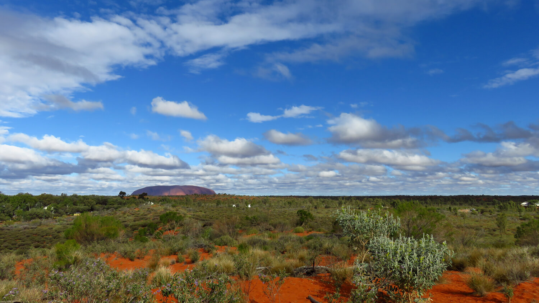 Uluru, het Hart van Australië (FI)