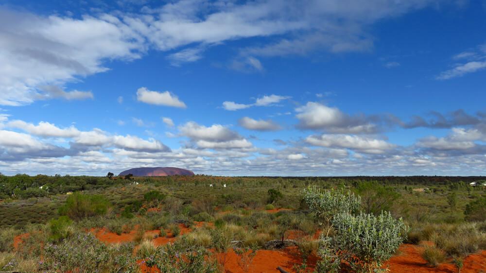 Uluru, het hart van Australië