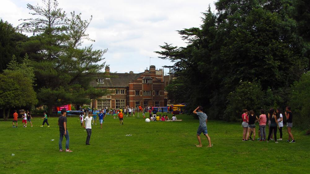 Britse Residentiële School