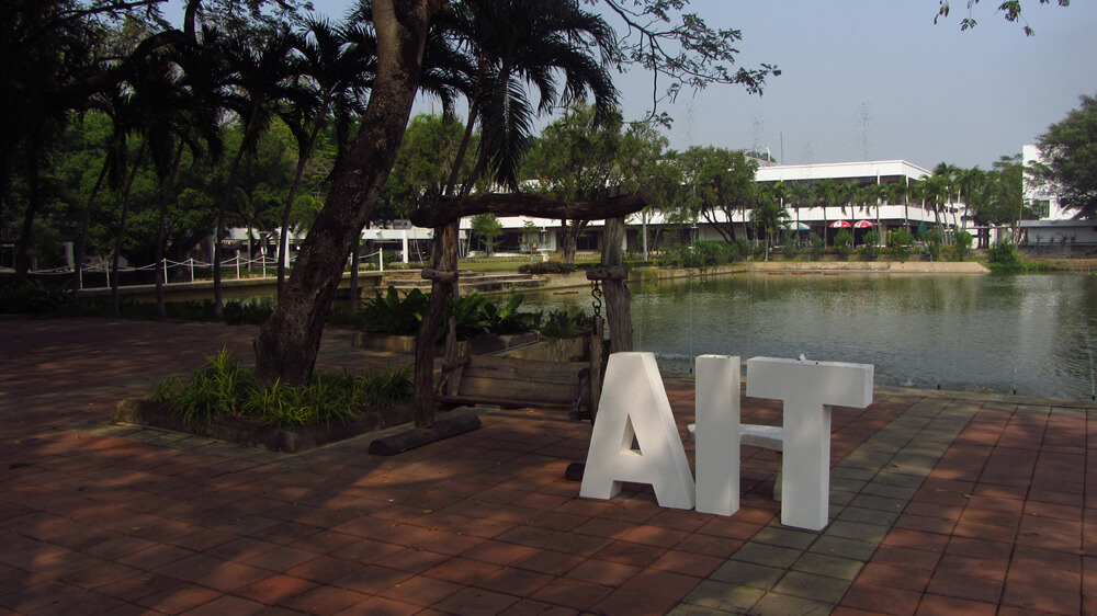Het Asian Institute of Technology, Thailand (AIT)