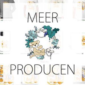 Meer Producten - Design 'Manami'