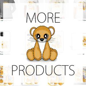 More Products - Design 'Pezi Creation'