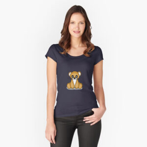 Pezi Creation - Fitted Scoop T-Shirt