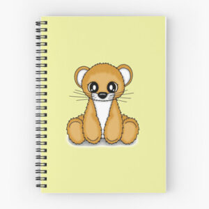 Pezi Creation - Spiral Notebook