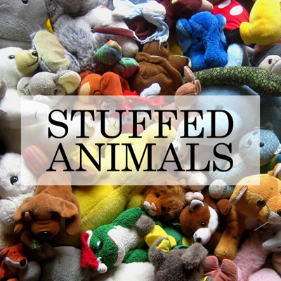 Carousel Stuffed Animals